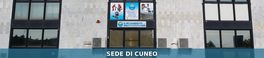 Sede Euroambiente di Cuneo
